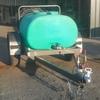 1,000LTR Rapid Spray Fire Fighter / Water Tanker For Sale