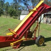 NEW HOLLAND Square Bale Loader