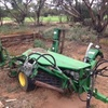 Mower rough terrain john deere