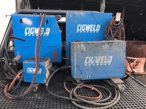 Cig welders