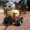 HARDI 500ltr Trailed Sprayer with 5mtr Boom.