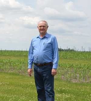 Ever wonder how the Soybean got to where it is today? Meet Harry Stine