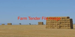 160 Bales of Rye Grass & Cereal Hay