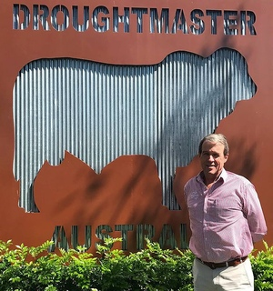 Neil Donaldson marks 20 years as Droughtmaster CEO