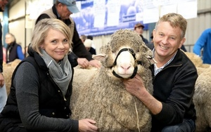 Ram to $17,000 at Sheepvention
