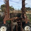 Harrows 66 ft Hydraulic  Fold and lift