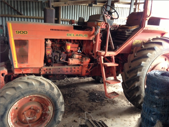 Belarus 900 Mfd Tractor 100hp 800hrs Machinery Amp Equipment