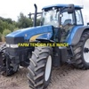 New Holland 100+HP Tractor / Front End Loader Wanted Prefer TM140 - 175