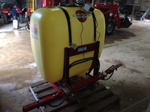 2016 Hardi Under Vine Weed Sprayer 600L