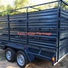 12 x 6 Tandem Trailer With  Stock Crate Wanted