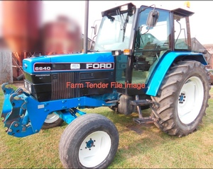 Ford/New Holland 6640 Wanted