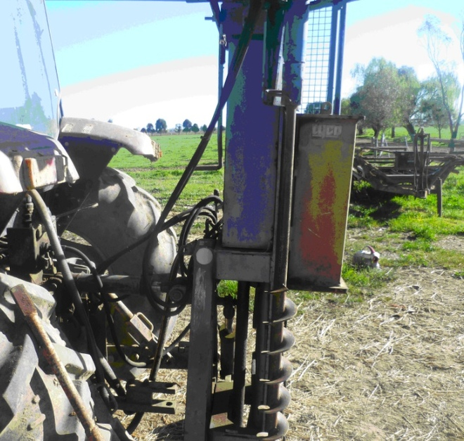 post driver for sale qld