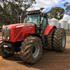 8470 Massey Ferguson 260Hp Tractor For Sale Quad Link & Cab Sus