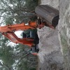 Dam digging/cleaning