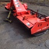 Kuhn Power Harrow with Cage Roller