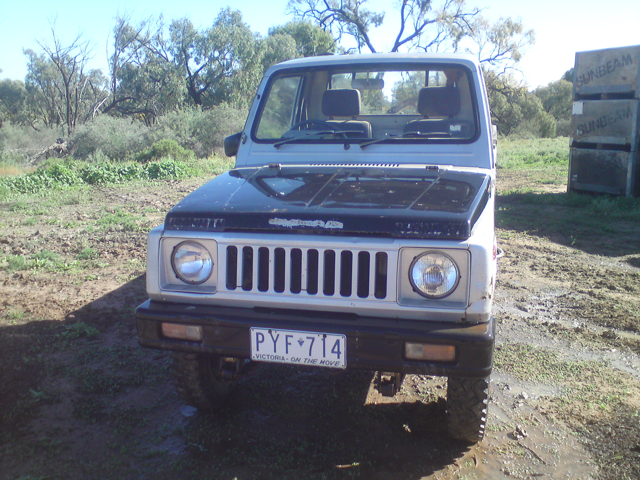 Suzuki sierra for sale tasmania