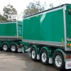 25M Stag Tipper Trailers