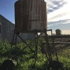 Under Auction - 1500L Overhead Diesel Tank - 2% Buyers Premium on all Lots
