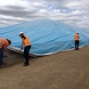 Grain Bunker Tarps - NEW  $1190 each + GST