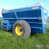 West 3000 top load slurry spreader