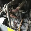 Atlas copco 300 cfm portable diesel air compressor