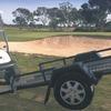 Golf Cart Tilt Trailers For Sale - NEW!