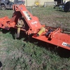 Kuhn Power Harrows with Crumble Roller