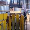 Morton Baker Hydraulic Wool Press