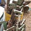 John Deere croplifters