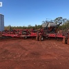 Case Concord 60FT Double shute Air seeder with triple bin