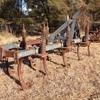 John Berends 9 Tyne Chisel Plough For Sale