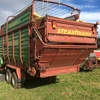 Under Auction - Strautmann 230 Feed out and pick up Wagon - 2% + GST Buyers Premium on all Lots