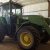 7700 John Deere Tractor With leith Front End Loader.