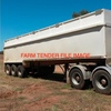 Wanted to Hire for Harvest a Tri Axler Bulk Tipper Trailer
