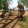 Parkes Industries 45ft Hydraulic Harrows
