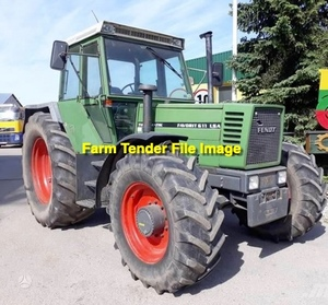 WANTED Fendt 611 or 612 tractor