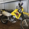 Suzuki DRZ 400 Motor Bike, 2010 model