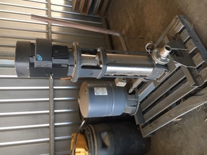 2016 Grundfos CR10-14 Multistage Vertical Pump