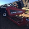 Case 2142 30' Front on Leath Trailer