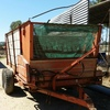 Gendore forage wagon & Taarup forage harvester