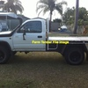Around 2000 Model Toyota Hilux Ute with Tray Wanted