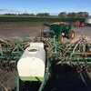 Ausplow DBS Airseeder Bar with Simplicity 9000L Cart