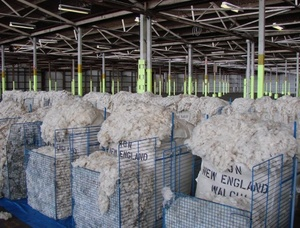 AWH - Wool moving quicker than ever through the system