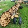 Coolamon 10 Wheel Hay Rake