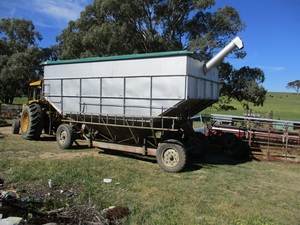 27 Tonne Mother Bin