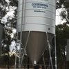 G.E. 26 Tonne Grain / Pellet Silo For Sale - Only Used Twice!!!