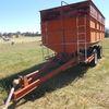 Mobile Grain bin - Machinery & Equipment