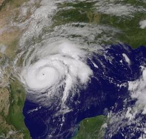Hurricane Harvey looking stronger than first thought