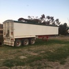 2002 Hamelex white trailer 36ft x 6ft TOA
