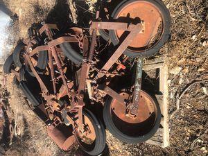 Janke Press Wheels